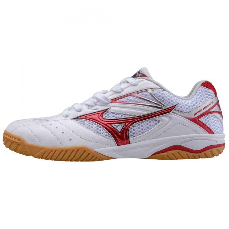 478fc3076132d obuwie sportowe MIZUNO Wave Drive 7 red | Tenis stołowy \ Obuwie ...
