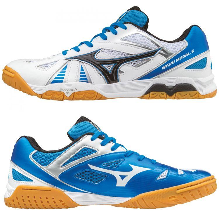 f9a02e52 obuwie sportowe MIZUNO Wave Medal 5   Tenis stołowy \ Obuwie ...