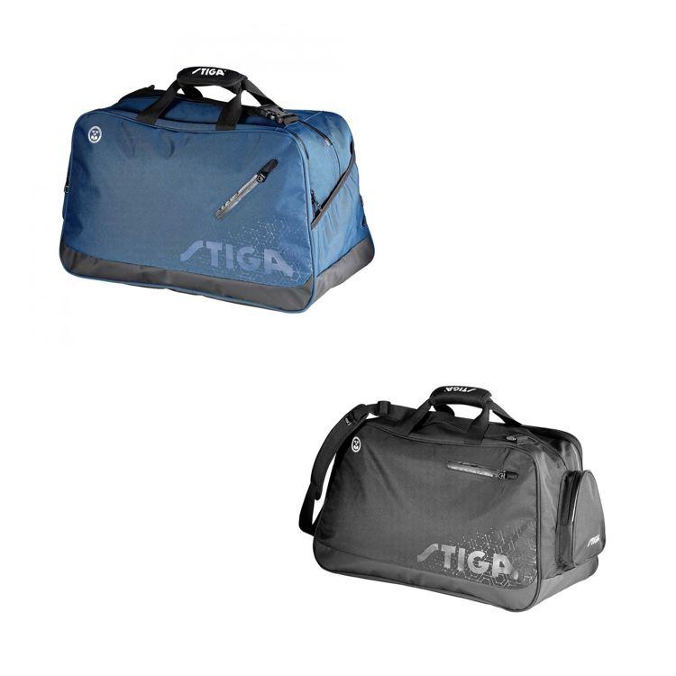 56753324e4cfd torba sportowa STIGA Hexagon niebieski | Tenis stołowy \ Torby ...