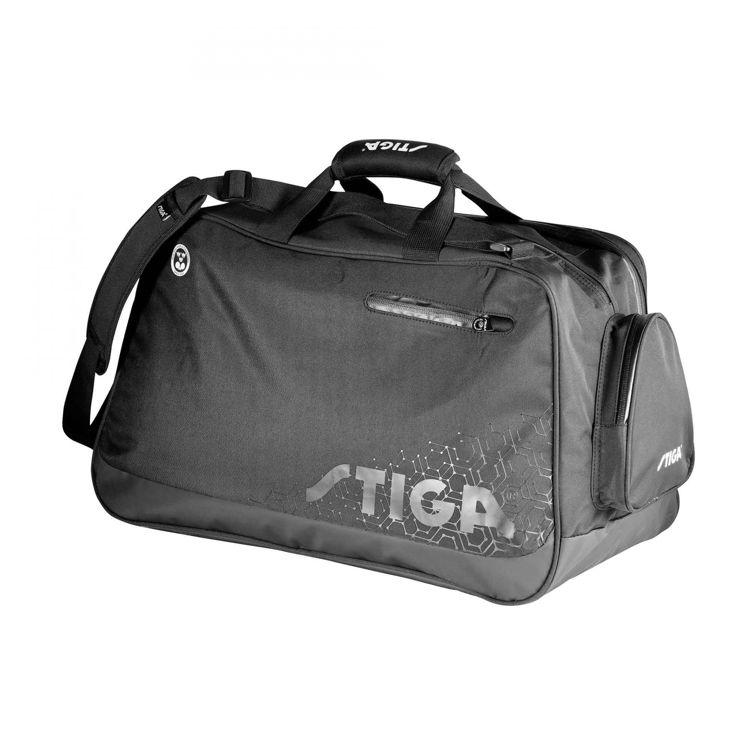 3c3367a63b2b1 torba sportowa STIGA Hexagon czarny | Tenis stołowy \ Torby sportowe ...